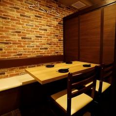 個室肉バル MEAT酒場 マルシェ 溝の口店の雰囲気1