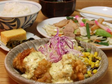中田中のおすすめ料理1