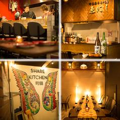 The Share Kitchen ザ シェアキッチン 町田プレミアム横丁の雰囲気1