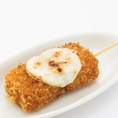 モッツァレラチーズの厚切りハムカツ 1本