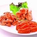 料理メニュー写真≪赤から名物≫名物3種盛り(赤or白or味噌)
