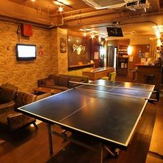 卓球BAR PINPON ピンポン 渋谷店の特集写真