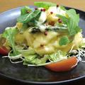 料理メニュー写真海老とアスパラのマヨネーズソース