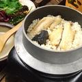 料理メニュー写真鶏の釜飯