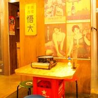 ●昭和のド大衆酒場っぽさが、むしろいい♪ 大手町 焼肉