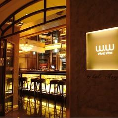 バンクシア Banksia World Wine&Australian Bistro 新丸ビル [ 東京都千代田区 ]