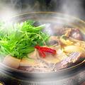 料理メニュー写真鯨のハリハリ鍋(10月~3月限定)