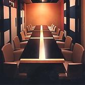 【個室】22名席