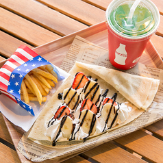 54 Cafe&Crepeの写真