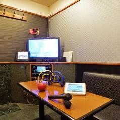 テーブル【カラオケ 居酒屋 個室 海老名】(甘太郎と共有スペースあり)