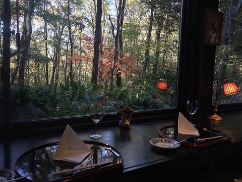 ★予約制★  森のレストラン