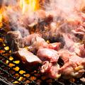 料理メニュー写真鶏すす焼き