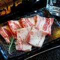 料理メニュー写真黒豚カルビ