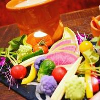 野菜の種類も10種と抱負★