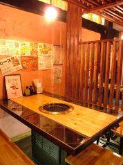 焼肉苑 四谷店の雰囲気3