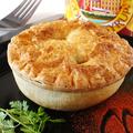 料理メニュー写真ニュージーランドビーフパイ