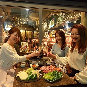 名古屋バーベキュービアガーデン MITSUBACHIの雰囲気1