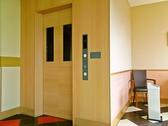 店内にはエレベーターもあり、バリアフリーに対応している。