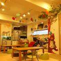 畳cafe&BAR くまさん家の雰囲気1