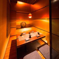 九州郷土料理 個室居酒屋 うまいもん 川崎駅前店の雰囲気1