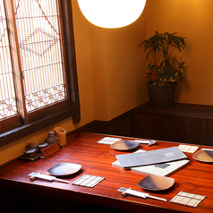 テーブル個室(2~4名様)