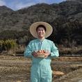 契約農場から直送の新鮮な卵を使用
