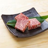 赤坂近くで堪能!食べ応え◎【米沢牛の厚切りステーキ】