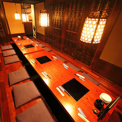 個室居酒屋 どげんや 川崎駅前店の雰囲気1