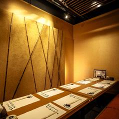 肉鍋 蕎麦切り もり田 大井町店の雰囲気1