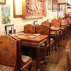 タイレストラン バンタイ THAI RESTAURANT BAN-THAIの雰囲気1