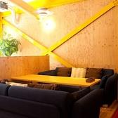 イタリアン hermit green cafe 高槻店の雰囲気2