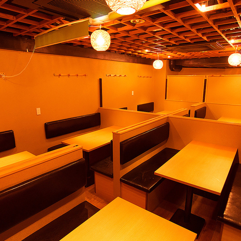 肉と魚のダンシング 肉と魚が食べれる個室居酒屋 浜の包丁 新橋店|店舗イメージ7