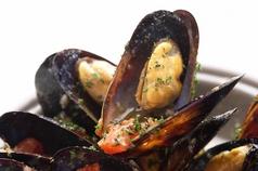 ムール貝のベネチアスタイル