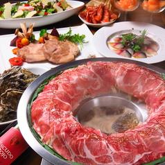 ウォーム ダイニング カシータ casitaのおすすめ料理1