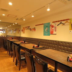 朱家餃子酒場の雰囲気1