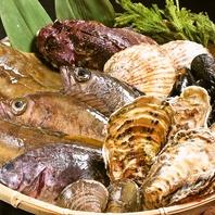 ◆産地厳選食材の数々