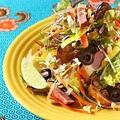 料理メニュー写真ホッパーサラダ