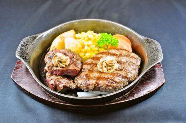 ステーキくに 炭焼ハンバーグ イオンモール草津のおすすめ料理1