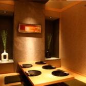 人気の新設された完全個室