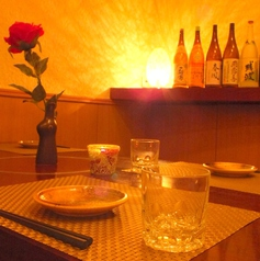 プライベートに★接待に★完全なVIP個室梅田 肉の寿司 和食 足立屋