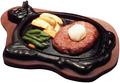 料理メニュー写真もとぶ牛リブロースステーキ