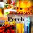 カジュアルダイニングバー Perch パーチのロゴ