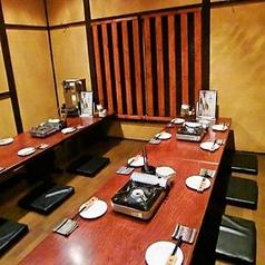2階のフローリング大部屋。こちらは20名様までご利用頂ける宴会場としてご用意しております♪ご予約はお早めに!