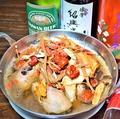 料理メニュー写真◆焼酒鍋
