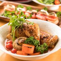 金沢の厳選食材を使用した贅沢な創作バル料理!
