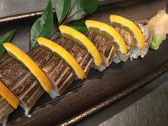 【一品物】炙り鯖寿司