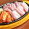 料理メニュー写真サムギョプサル定食