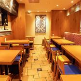 東京駅直結でお集まりにも使いやすい!4名様席は結合可能ですので12名様のお食事にもご利用いただけます。