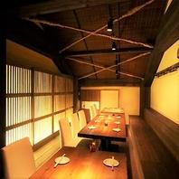 【歓送迎会】『屋根裏部屋』は貸切可。個室に早変わり