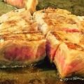 料理メニュー写真鹿児島県産サーロイン